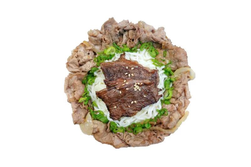 Yoshinoya Fried 和牛丼
